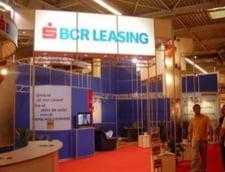 BCR a finantat prin leasing bunuri de 291 milioane euro