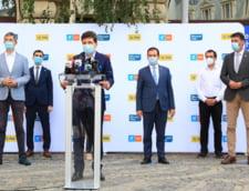 BEC Bucuresti a aprobat protocolul de constituire a Aliantei USR PLUS in Capitala. Vlad Voiculescu va fi viceprimar, daca Nicusor Dan va castiga alegerile