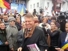 BEJ Suceava a decis sa fie retrase pliantele PSD care aduc prejudicii lui Klaus Iohannis