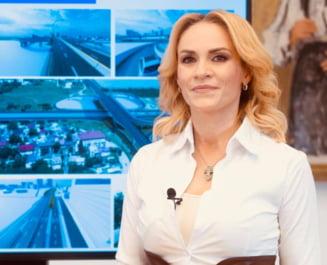 BEM: Gabriela Firea si-a facut publicitate mascata pe banii Primariei Bucuresti in plina campanie electorala