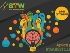 BEST Training Week 2017: Traininguri si workshopuri gratuite pentru studentii din Cluj-Napoca