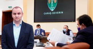 """BILANEs. Patru ani degeaba cu PSD la conducerea Consiliului Judetean! Teodorescu: """"In mod evident, Caras-Severinul a stagnat"""""""