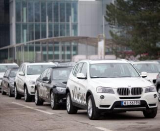 BMW, singura marca auto din Top10 care a crescut in 2012 pe piata romaneasca