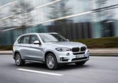 BMW X5 hibrid, disponibil si in Romania: Vezi la ce pret