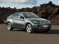 BMW X6, sold out