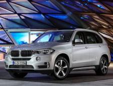 BMW lanseaza X5-ul cu un consum uimitor