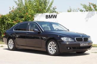 BMW-ul regelui Mihai si alte masini de colectie, scose la licitatie in Romania
