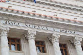 BNR a cheltuit un miliard de euro pentru a mentine cursul sub 4,6 lei/euro, sustin analistii ING