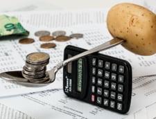 BNR estimeaza ca inflatia va ajunge la 4,2% pana la sfarsitul acestui an
