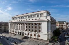 BNR intervine in scandalul Mugur Isarescu - parlament. Sustine ca proiectul de Lege care interzice cumulul pensiei cu salariu ar putea incalca legislatia
