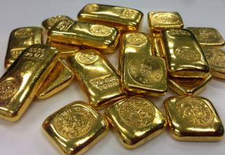 BNR respinge acuzatiile Antena3: Aurul Romaniei e in siguranta la Banca Angliei