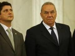 BOMBA IN POLITICA ROMANEASCA! Marga, turnator la Securitate