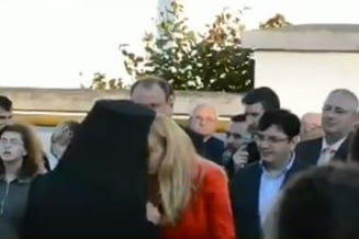 BOR se implica in campanie: Daciana Sarbu, sprijinita in alegeri de episcopul Caransebesului