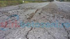 BOTOSANI Drumurile nationale din judet, la fel de rusinoase ca si cele judetene!