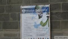 BRASOV. O trompeta baroca si flaute drepte, la ultimul concert din Biserica Neagra
