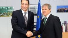 BREAKING NEWS! Dacian Ciolos si Victor Ponta ar putea fi cercetati de DNA