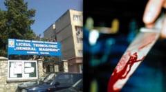 BREAKING NEWS: Elev injunghiat la Liceul General Magheru din Ramnicu Valcea