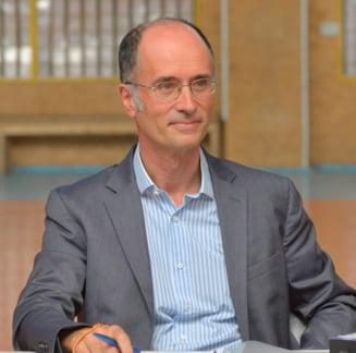 BRUNO RIBO, directorul general ArcelorMittal Galati: Este simplu sa dai salarii bune cand activezi in sectorul public