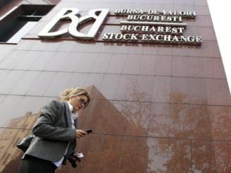 BVB, in cadere libera dupa zvonurile privind majorarea TVA