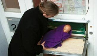 Baby Box, cutiile unde mamele isi pot abandona legal copiii nedoriti, practica barbara sau salvatoare?