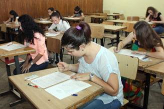 Bacalaureat 2018: Dupa ce au dat deja probele de competenta, elevii simuleaza prima proba scrisa