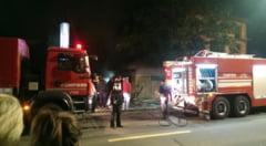 Bacau: O batrana a ajuns la spital cu arsuri severe dupa ce casa i-a luat foc
