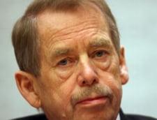 Baconschi: Cehii l-au pierdut pe Havel, dar au ramas cu mostenirea libertatii