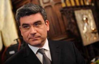Baconschi a discutat cu ambasadorul Germaniei despre scutul antiracheta