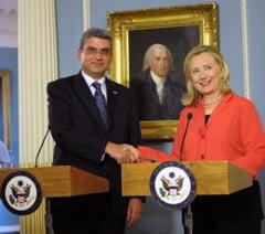 Baconschi a revenit in Ministerul de Externe: Ma voi ocupa de strategia UE pentru regiunea Dunarii