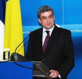 Baconschi nu are semnale ca pleaca alti investitori straini din Romania