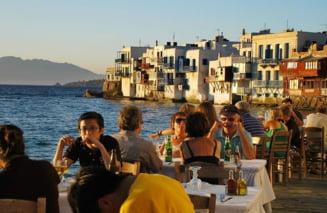 Bacsis de 100 milioane de euro, in Grecia