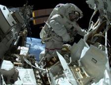 Bacterie necunoscuta, posibil extraterestra, descoperita la bordul Statiei Spatiale Internationale