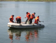 Baiat de 14 ani, inecat intr-un lac format in locul unei balastiere din Dambovita