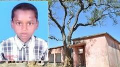 Baiat de 8 ani, omorat in bataie pentru ca n-a rezolvat o problema de matematica