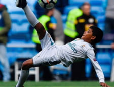 Baiatul lui Cristiano Ronaldo face furori la Juventus. A marcat 4 goluri in primul sau meci (Video)
