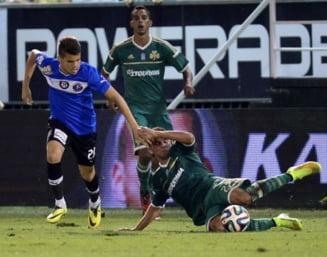 Baiatul lui Hagi, dupa debutul in Liga 1: Sunt Ianis si atat