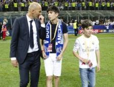 """Baiatul lui Zidane a fost decisiv in """"Mini"""" El Clasico, Real Madrid - FC Barcelona (Video)"""