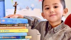 Baietel de trei ani cu IQ 142 - Este cel mai tanar membru Mensa