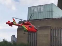 Baietelul francez aruncat de pe Tate Modern in luna august a reinceput sa vorbeasca