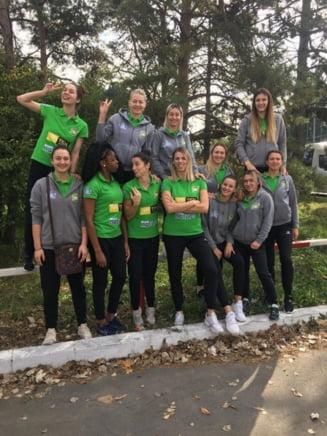 Baietii de la CSU primesc vizita unei candidate la promovare, fetele de la CSU Belor au examenul de maturitate cu Dinamo