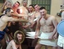 Bal mascat si caviar, intr-o inchisoare din Rusia