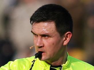 Balaj il fluiera pe ''rusul'' Dorinel Munteanu in Europa League