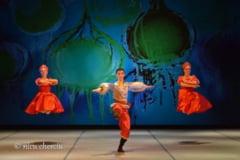 Balet feeric in doua acte
