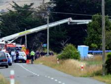 Balon prabusit in Noua Zeelanda, 11 morti: Pilotul consumase droguri