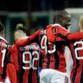 Balotelli o salveza din nou pe Milan. Vezi si celelalte rezultate ale etapei din Serie A