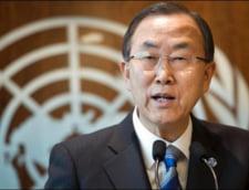 Ban Ki-Moon: Criza din Coreea de Nord a mers prea departe, amenintarile nucleare nu sunt un joc