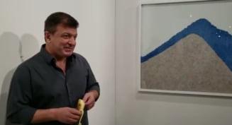 Banana prinsa cu adeziv, o opera de arta de 120.000 de dolari, a fost ... mancata (Video)