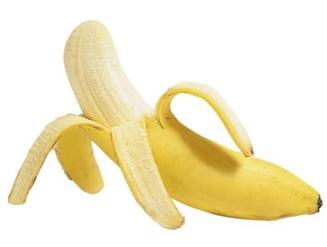 Banana regleaza tensiunea arteriala - Farmacia din casa