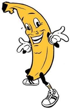 Bananele, bune in caz de anemie, depresie si chiar piscaturi de tantari