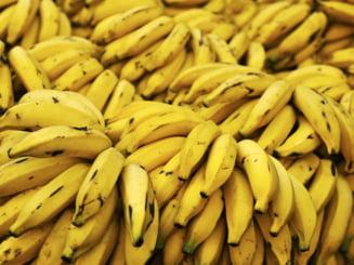 Bananele, izvor de sanatate in sezonul rece